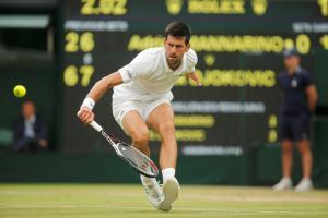 Wimbledon: Με… περίπατο ο Τζόκοβιτς στα προημιτελικά [vid]