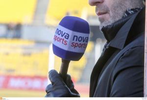 NOVA: «Δεν μπορεί να υπάρχει διαφωνία με ΕΡΤ, διαπραγματευόμαστε με Super League»