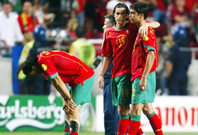 "Euro 2004 – Νούνο Γκόμεζ: ""Η Ελλάδα πανάξια νικήτρια μέσα στο σπίτι μας"" | Newsit.gr"