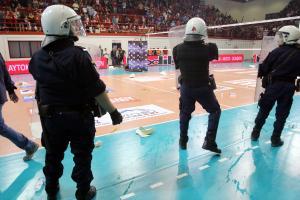 Ολυμπιακός: Με κεκλεισμένων των θυρών η τιμωρία των «ερυθρόλευκων»