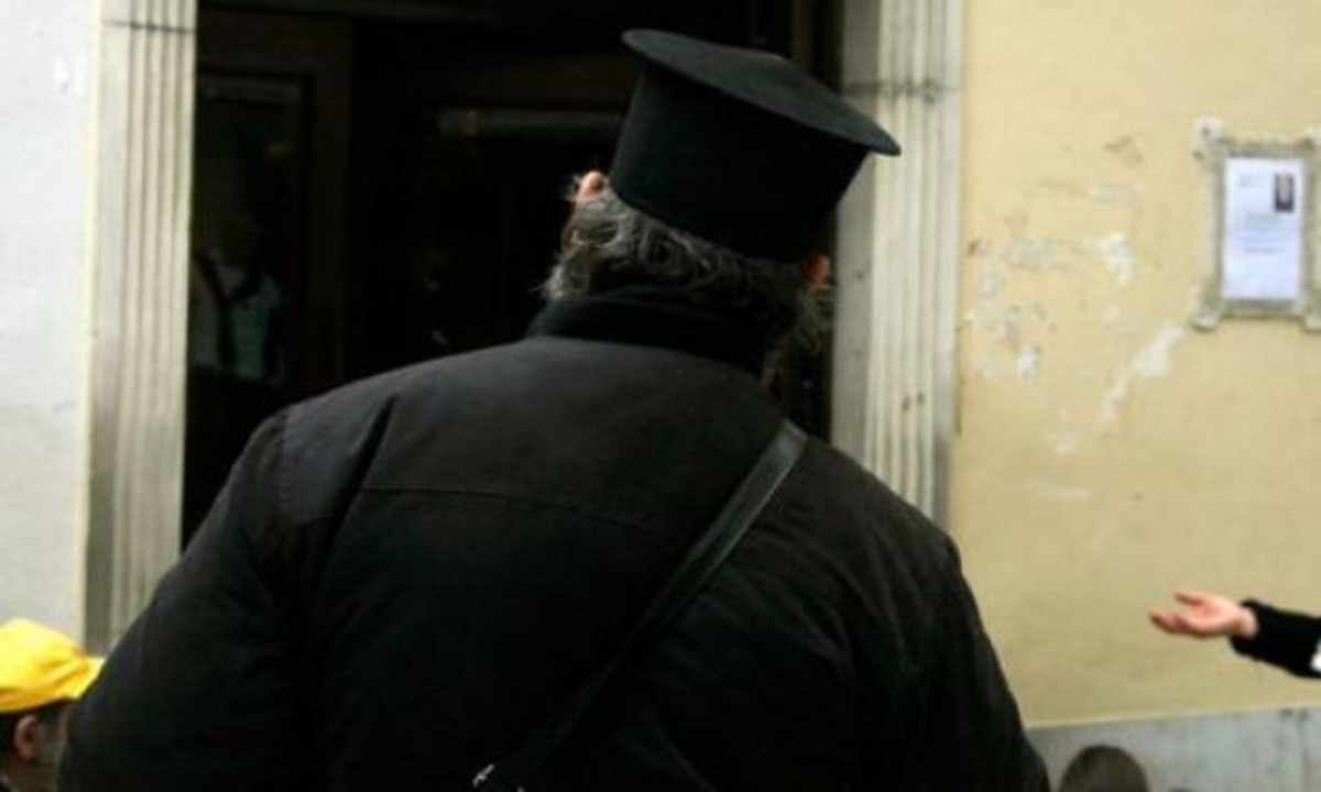 Λάρισα: Ο ληστής ήταν ο εραστής του ιερέα! Σάλος από τις ροζ αποκαλύψεις στο δικαστήριο   Newsit.gr