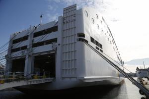 ΠΝΟ: Κινητοποιήσεις τέλος στις ακτοπλοϊκές γραμμές στο λιμάνι της Ραφήνας