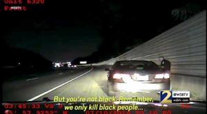 Στη σύνταξη μετά τον σάλο ο αστυνομικός: «Σκοτώνουμε μόνο μαύρους» [vid]