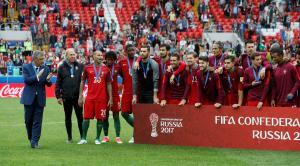 Confederations Cup: Τρίτη με ανατροπή η Πορτογαλία! Νίκησε το Μεξικό [vid]