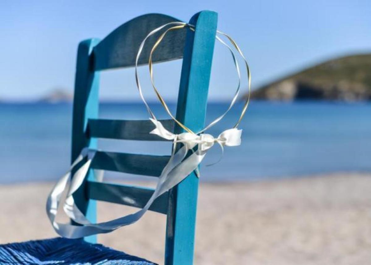 Γνωστό ζευγάρι παντρεύεται κρυφά στην Πάτμο! | Newsit.gr