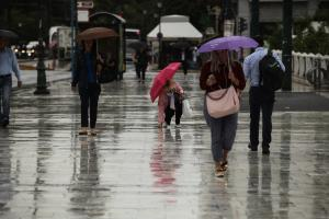 Καιρός: Σφοδρή καταιγίδα έπληξε την Αττική! Έκτακτο δελτίο επιδείνωσης