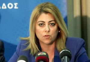 Αναίρεση κατά του απαλλακτικού βουλεύματος για την Κατερίνα Σαββαΐδου