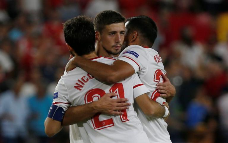 Champions League: Καρδιοχτύπησε η Σεβίλλη! Άνετη πρόκριση για Νάπολι | Newsit.gr