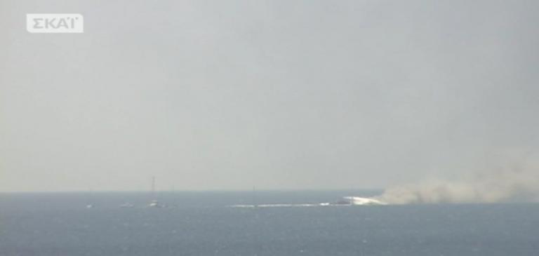 Βυθίστηκε το σκάφος στα ανοικτά του Φαλήρου | Newsit.gr