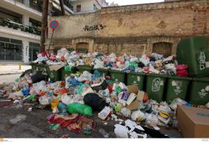 Θεσσαλονίκη: Επείγουσα προκαταρκτική έρευνα για τα σκουπίδια