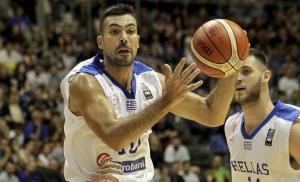 Eurobasket 2017, Σλούκας: «Μπορεί να σουτάρουμε με το πόδι τρίποντο»