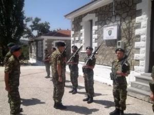 Ο Αρχηγός Στρατού στα σύνορα Αλβανίας – ΠΓΔΜ! Τι συμβαίνει