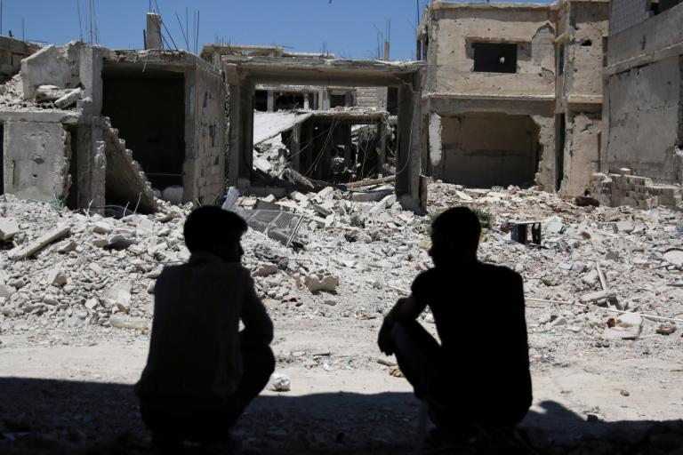 Δεν τους εξορίζει η φτώχεια – Πόλεμος και βία οι αιτίες της σύγχρονης προσφυγιάς | Newsit.gr