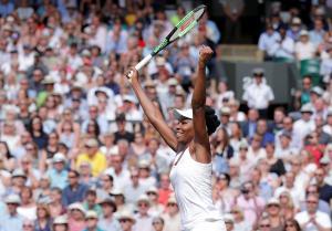 Wimbledon: Γουίλιαμς… η πιο καλή γιαγιά!