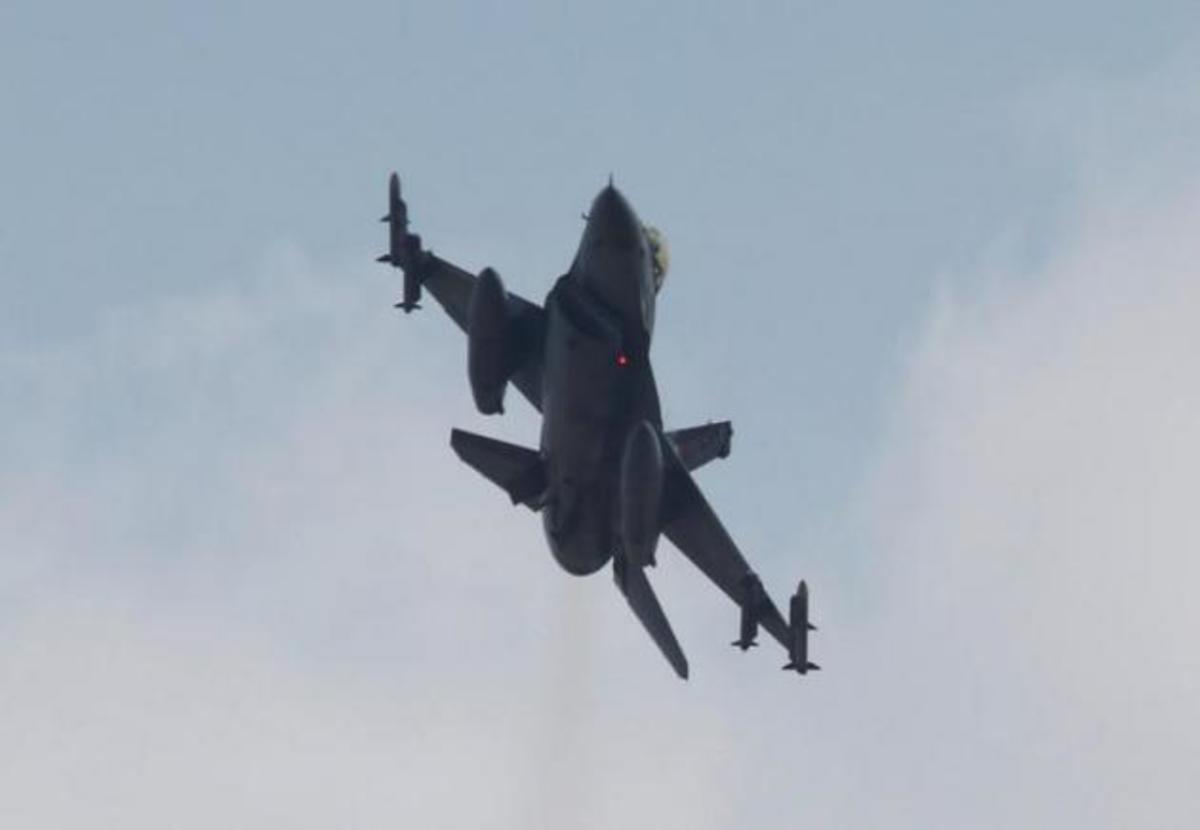 Οι τουρκικές παραβιάσεις και η «έκπληξη» της Πολεμικής Αεροπορίας | Newsit.gr