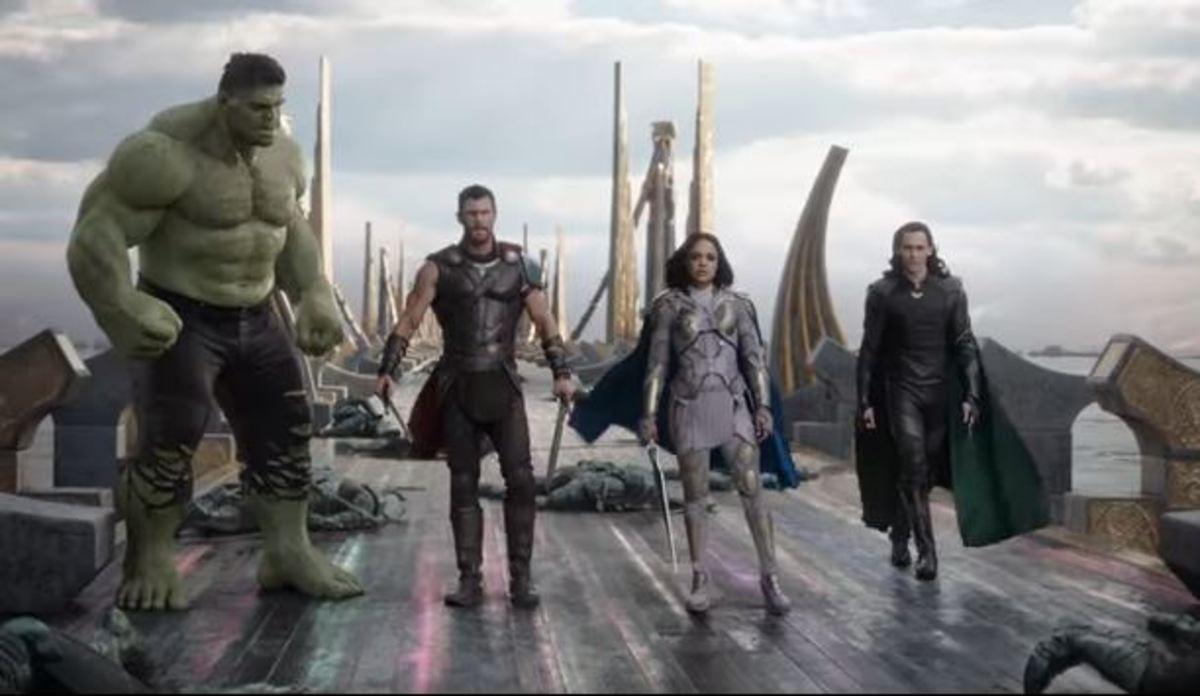 Το επίσημο τρέιλερ του Thor: Ragnarok! Thor και Hulk μαζί!