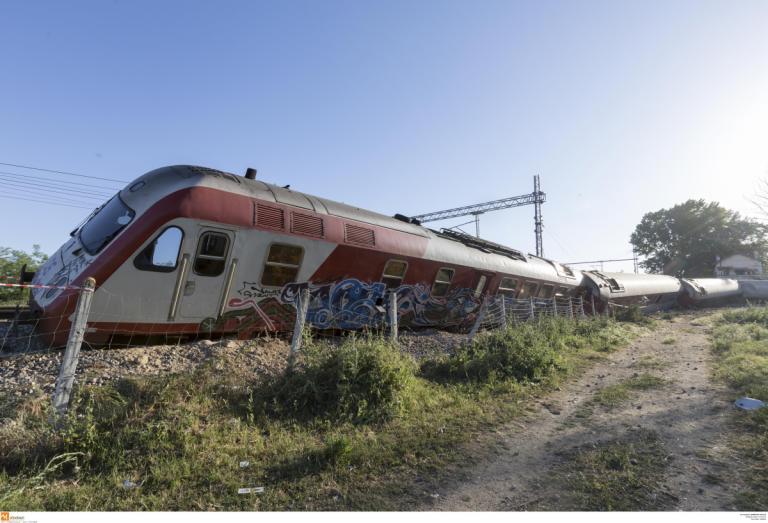 Εκτροχιασμός τρένου κοντά στον Δομοκό!   Newsit.gr