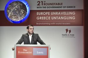 Τσίπρας: «Δεν θα βγούμε τώρα στις αγορές! Θα βγούμε με το σπαθί μας»
