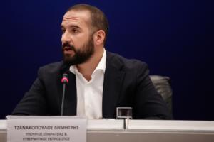 Τζανακόπουλος: «Η ΝΔ χρησιμοποιεί τον Βαρουφάκη, εκείνος το αποδέχεται»