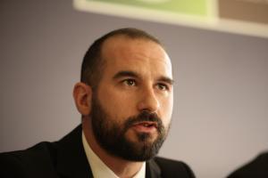 Τζανακόπουλος: «Κατασκευασμένο σκάνδαλο» η υπόθεση Καμμένου