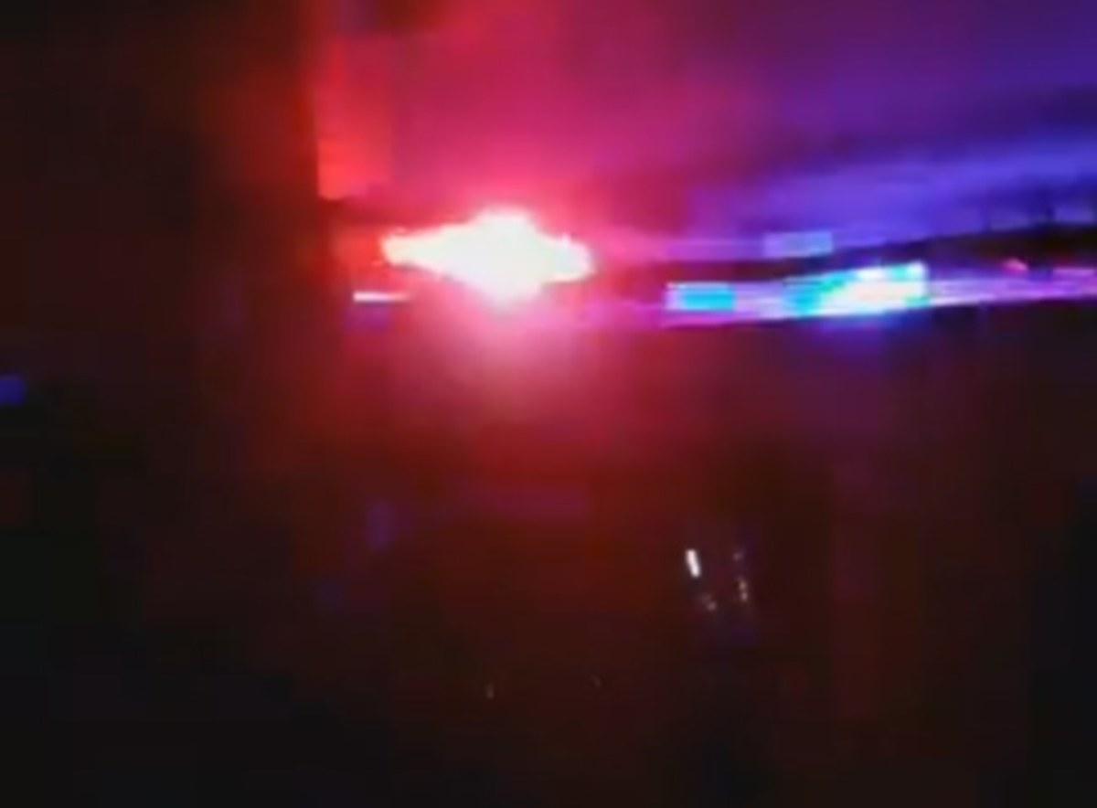 Σάμος: Πανικός από μεγάλη φωτιά στα κρατητήρια του αστυνομικού τμήματος [vid]