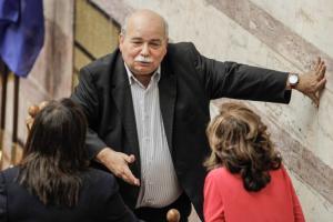 Βούτσης: «Δεν κάνω κουβέντα με τον Μητσοτάκη για Εξάρχεια ή… Μύκονο»