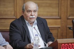 Βούτσης: Να αποκτήσει εξωστρέφεια το Ίδρυμα της Βουλής