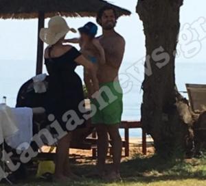 Χανιά: Ο πρίγκιπας ήταν ξυπόλητος μπροστά τους – Διακοπές χλιδής με ιδιαίτερες προτιμήσεις στο Μάλεμε [pics, vid]