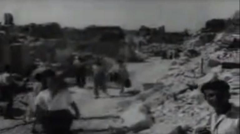 Ζάκυνθος: 64 χρόνια μετά τον καταστροφικό σεισμό του 1953 [vid] | Newsit.gr