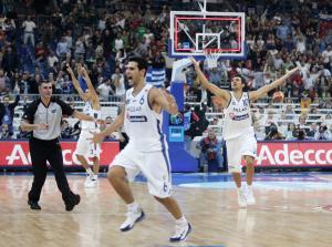 Εθνική Ελλάδος: Ο Ζήσης θυμήθηκε το Eurobasket του 2005 [vid]