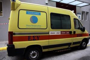 Τρεις τραυματίες σε τροχαία ατυχήματα στην Κρήτη