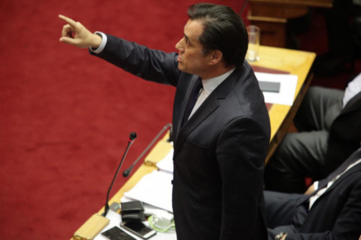 Έξαλλος ο Άδωνις Γεωργιάδης: «Αυτή η κυβέρνηση είναι συμμορία» | Newsit.gr