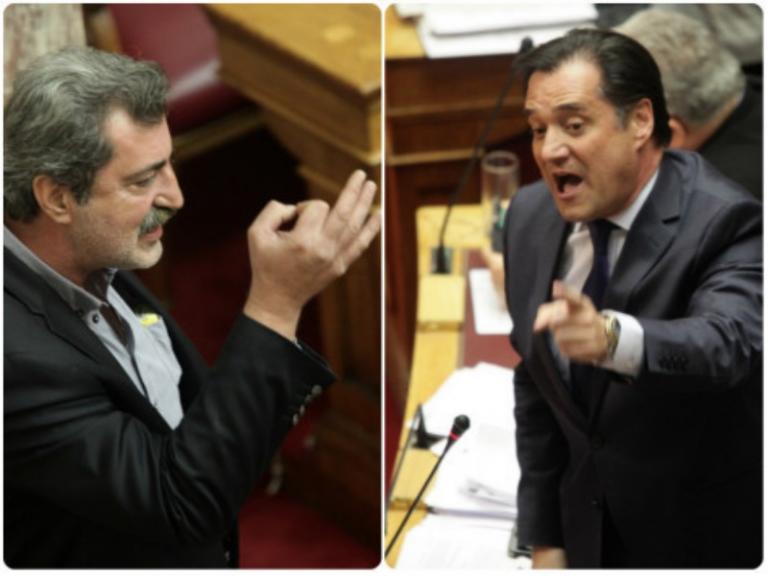«Σκοτωμός» Άδωνι – Πολάκη! «Εγώ θα σε κλείσω φυλακή! Πήρες το πτυχίο σε 15 χρόνια»! [vids]   Newsit.gr