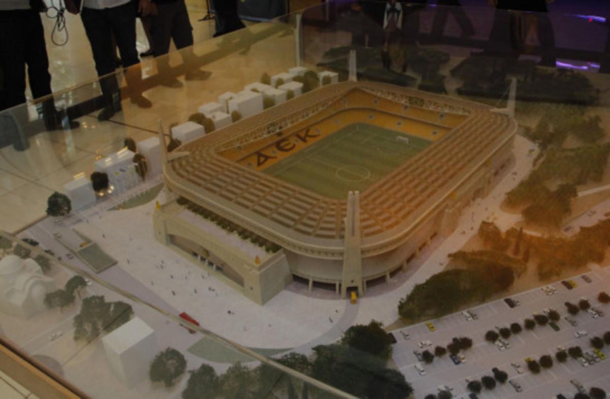 Γήπεδο ΑΕΚ: Αντίστροφη μέτρηση για την άδεια! | Newsit.gr
