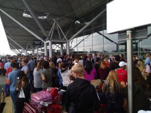 Επιστρέφει η κανονικότητα για τους Έλληνες επιβάτες στα Γερμανικά αεροδρόμια