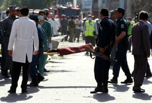 Λουτρό αίματος στο Αφγανιστάν! 20 νεκροί και 30 τραυματίες