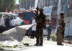 Αφγανιστάν: Επίθεση καμικάζι σε αυτοκινητοπομπή του ΝΑΤΟ