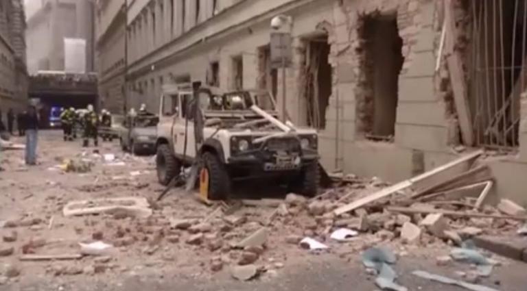 Καταιγίδα στην Αυστρία διέλυσε υπαίθρια μπυραρία – Δύο νεκροί και δεκάδες τραυματίες | Newsit.gr