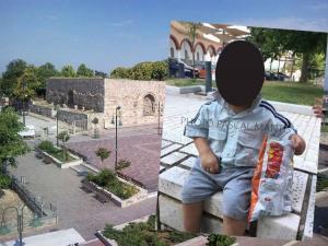 Λάρισα: Σε κοινωνική δομή το 1,5 έτους αγοράκι που βρέθηκε να περιφέρεται μόνο του