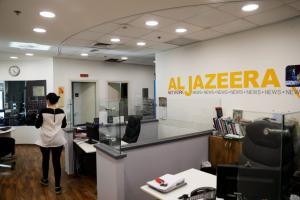«Μαύρο» στο Al-Jazeera θέλει να ρίξει το Ισραήλ