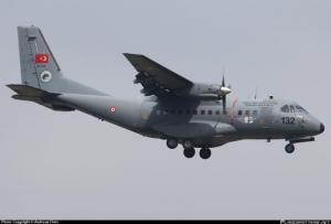 Ηλεκτρονικός πόλεμος Τουρκίας στο Αιγαίο με CN-235