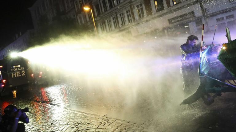 Γερμανική κυβέρνηση: Ήταν σωστή η επιλογή να φιλοξενήσει το Αμβούργο την G20   Newsit.gr