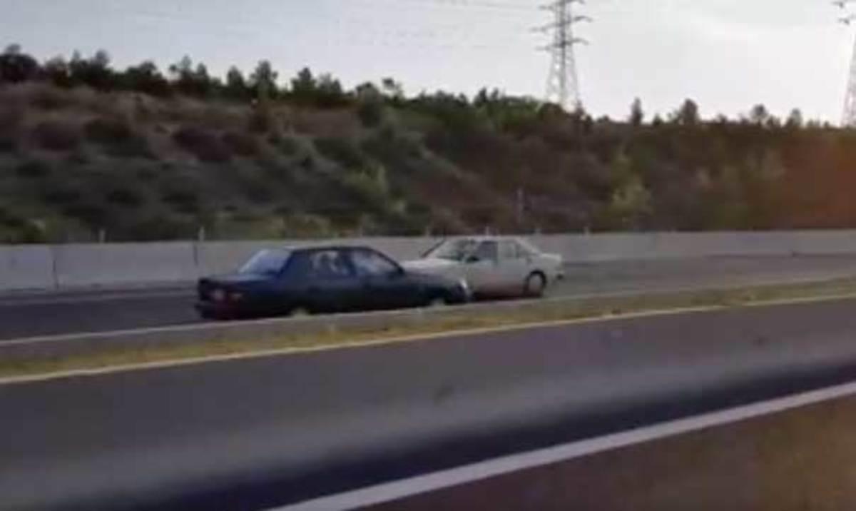 Οδηγούσε ανάποδα στην εθνική οδό Κορίνθου – Τριπόλεως! [vid] | Newsit.gr