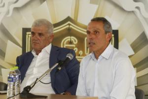 Γήπεδο ΑΕΚ – Ανδριόπουλος: «Σε λίγα 24ώρα ξεκινούν τα έργα»