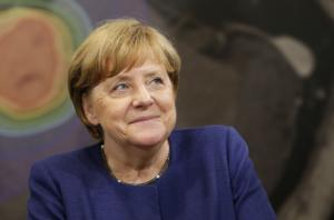 Η γερμανική ελίτ ψηφίζει με ποσοστό μαμούθ Μέρκελ
