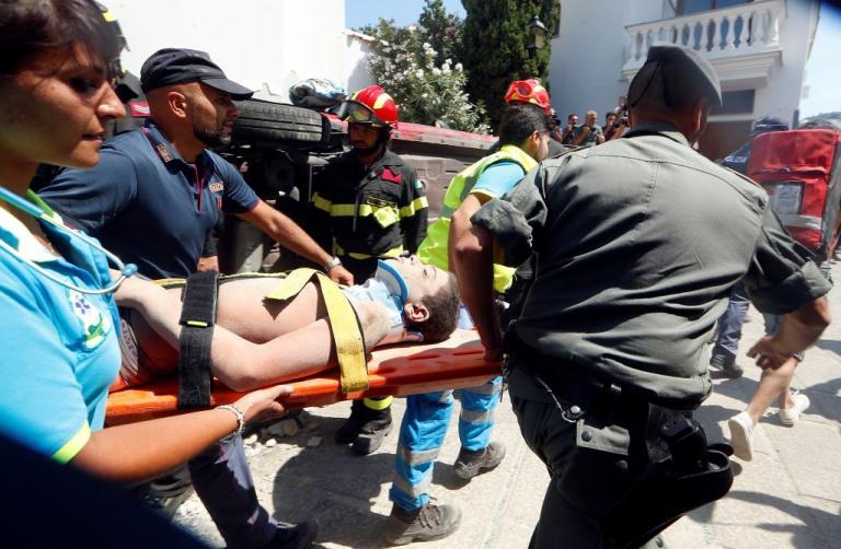 Σεισμός στην Ιταλία: Απεγκλωβίστηκε ο 11χρονος – Σώα και τα τρία αδερφάκια! | Newsit.gr