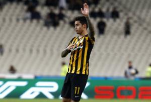 Αραούχο: «Αν επέστρεφα στην Ελλάδα θα ήταν για την ΑΕΚ»