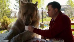 Ζευγάρι συγκατοικεί 24 χρόνια με μια… αρκούδα [pics,vid]