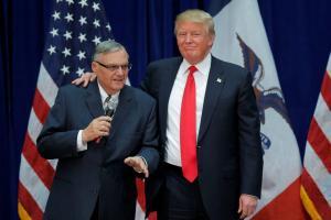 ΗΠΑ: Ο αμφιλεγόμενος σερίφης θέλει… έδρα στη Γερουσία!