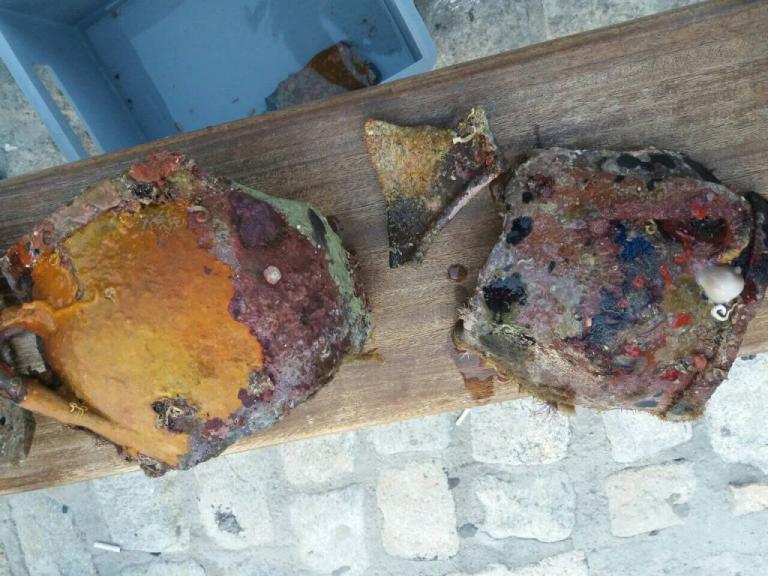 Αποκαλύψεις για το μυστηριώδες ιστιοφόρο με τα αρχαία στα Χανιά! | Newsit.gr
